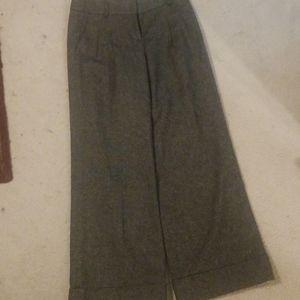 Brand new- retro- highwaisted-pleated slacks